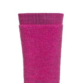 Woolpower 400 Strømper pink